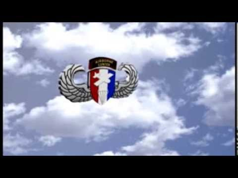 Airborne Center Clip officiel