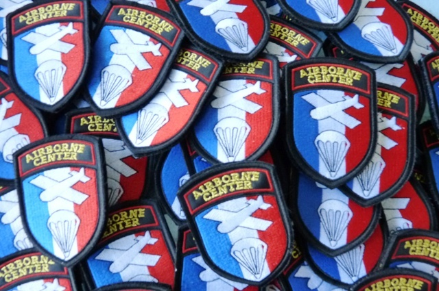 PATCH  AIRBORNE CENTER